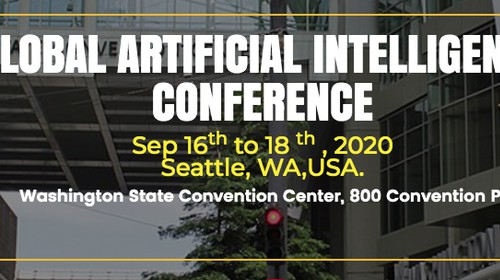 Global Artificial Intelligence Conference Seattle 2020