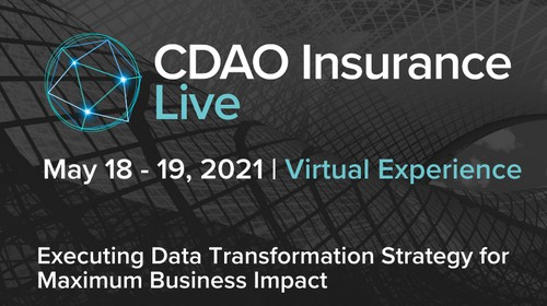 Chief Data & Analytics Officer, Insurance Live 2021
