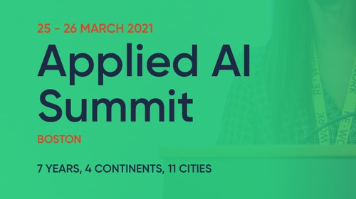 Applied AI Summit Boston 2021