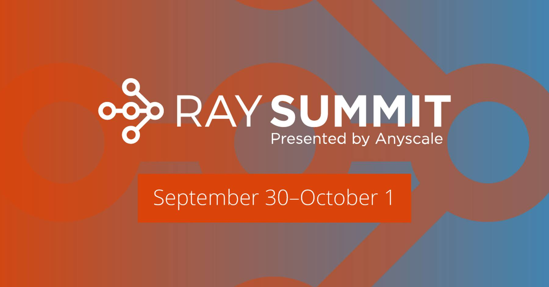 Ray Summit 2020