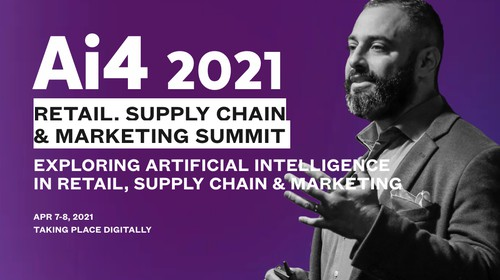 Ai4 Retail, Supply Chain & Marketing 2021