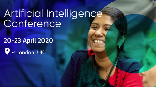 O'Reilly AI Conference London 2020