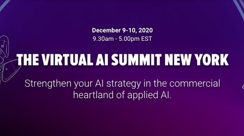 Virtual AI Summit New York 2020
