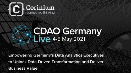 Chief Data & Analytics Officer Germany 2021